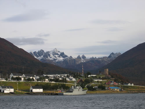 Where Puerto This is Where Puerto Williams