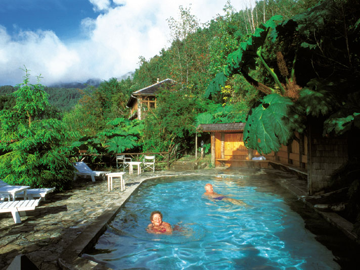 Risopatr 243 N Lake National Park Queulat Patagonia Chile